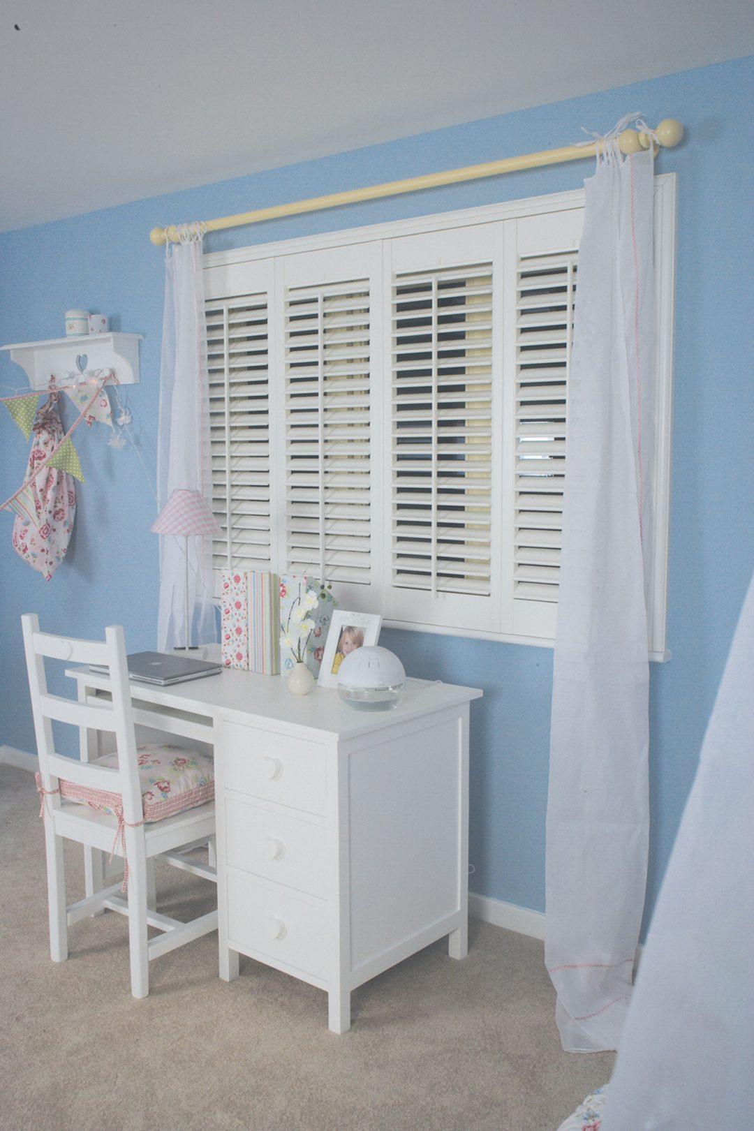 Plantation Shutters For Child S Bedroom Total Window Shutters